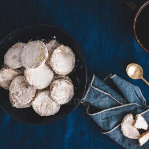 comment faire des biscuit fondant au rhum