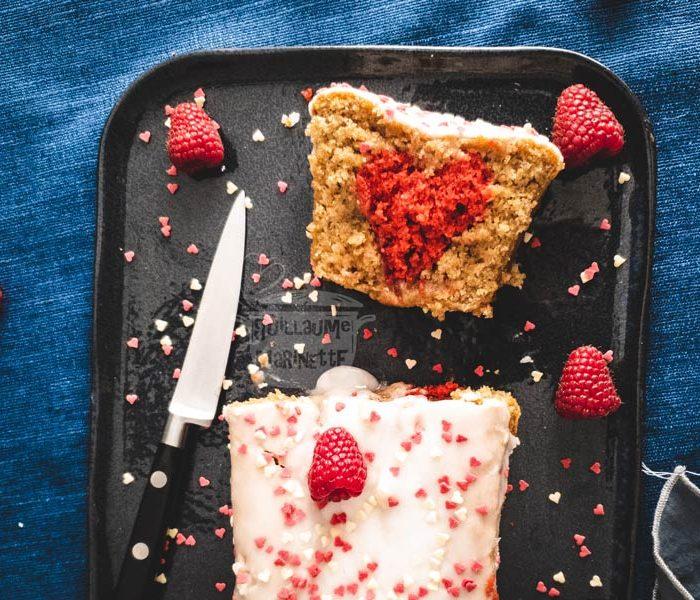 recette cake fete des meres