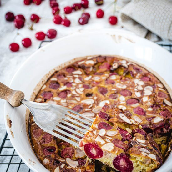 recette clafoutis healthy